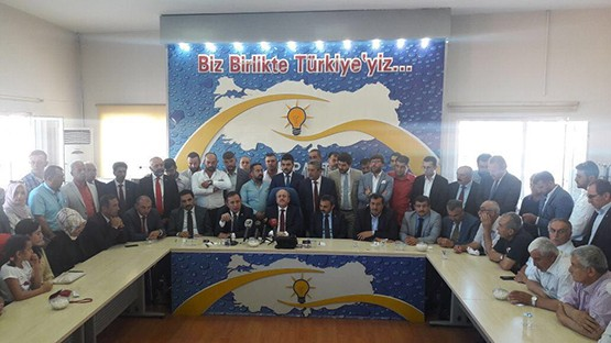Ceylan'dan MHP'ye bayram ziyareti
