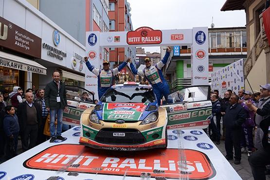 Türkiye Ralli Şampiyonası finali sona erdi