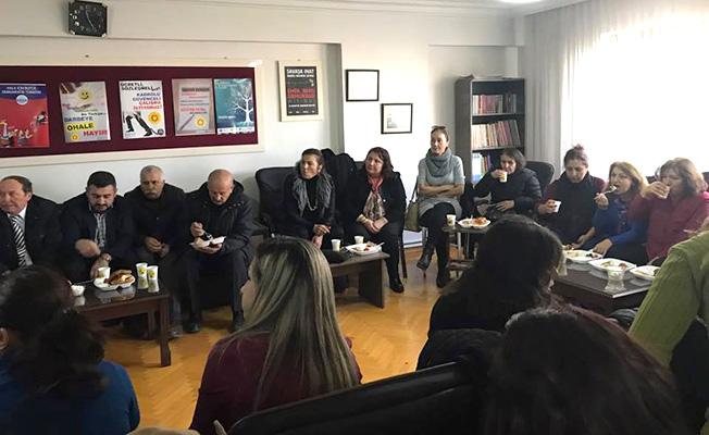 Kadın Platformu'ndan etkinlik