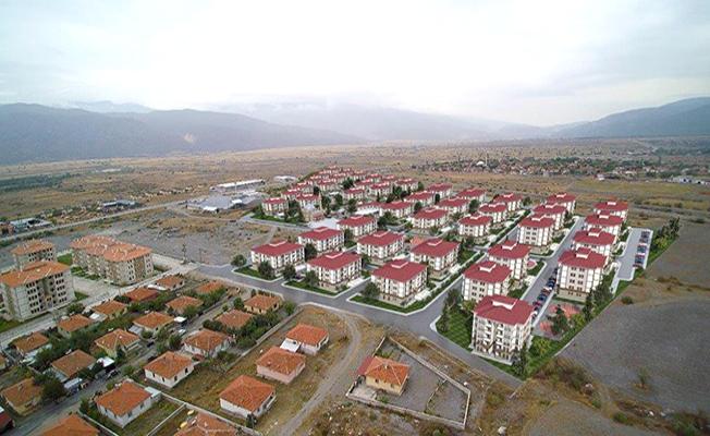 Kargı'da 712 konut ihale ediliyor