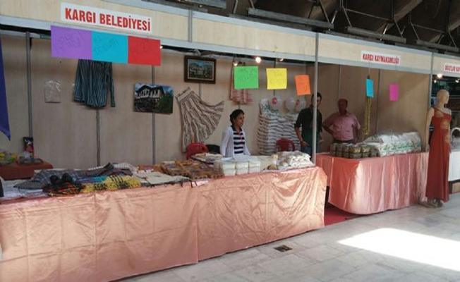Yöresel ürünler Ankara yolunda