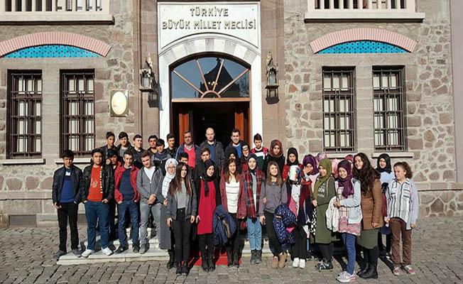 Ankara'yı ziyaret ettiler