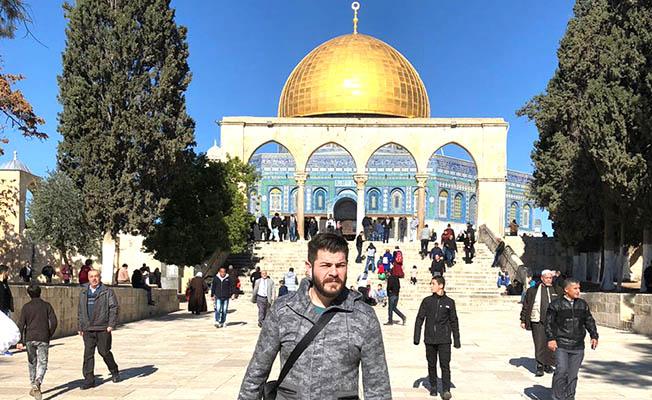 Gönlü Kudüs'te kalan herkes davetli