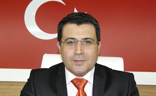 İYİ Parti Merkez İlçe Başkanı oldu