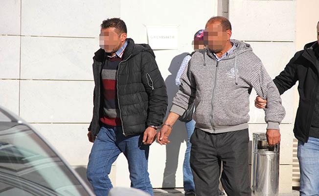 Kaçakçılıktan gözaltına alındılar