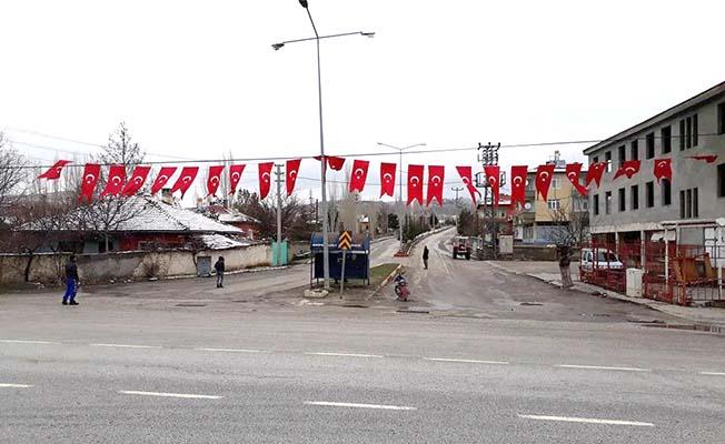 Arifegazili'den askerimize destek
