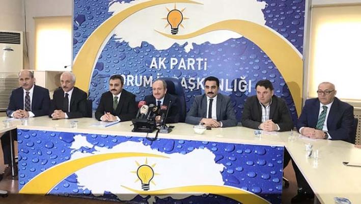 Karadağ başkanlığında toplandılar