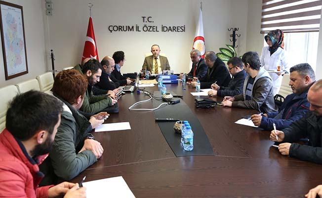 Osmancık İHO ihale edildi