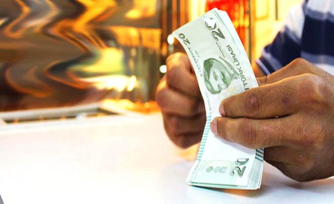 Zamlı maaşlar hesapta
