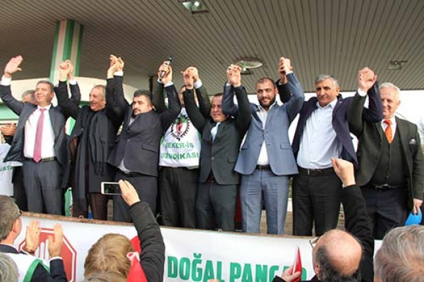 CHP'ye İYİ Parti ve SP de destek verdi