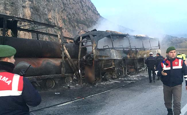 Kaza sonrası Tokat'ta programlar iptal