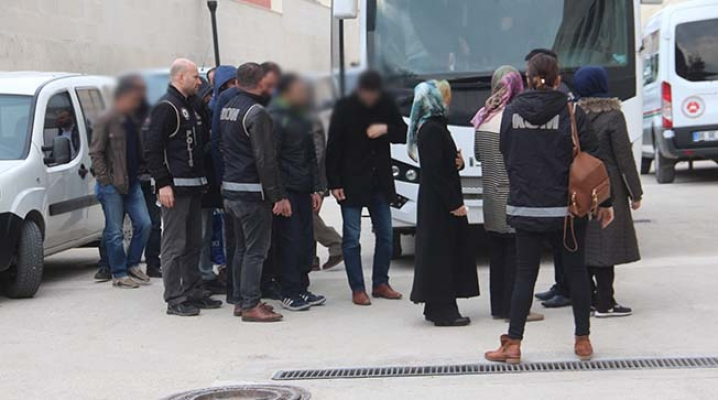 FETÖ'den 29 tutuklama