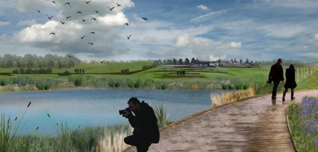 Hitit Barajı turizm sezonuna açılıyor