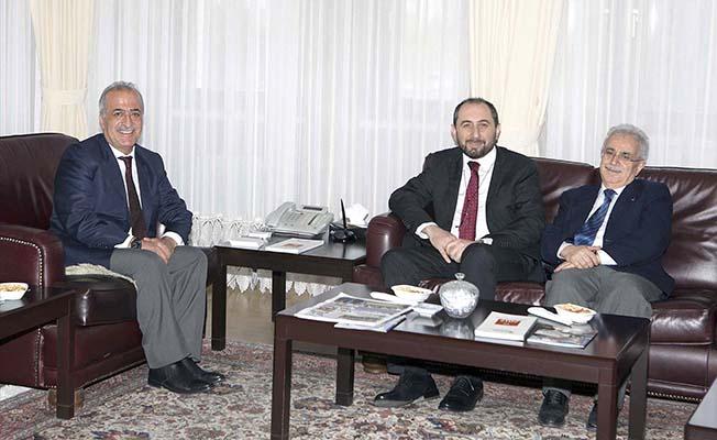 Rektör Erzurum'un kampüsünü inceledi