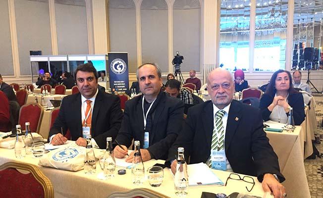 Uğur Çınar mülteciler konferansında