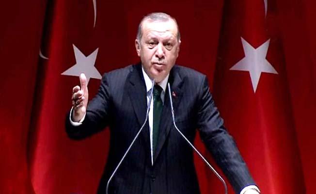 Cumhurbaşkanı CHP'yi uyardı