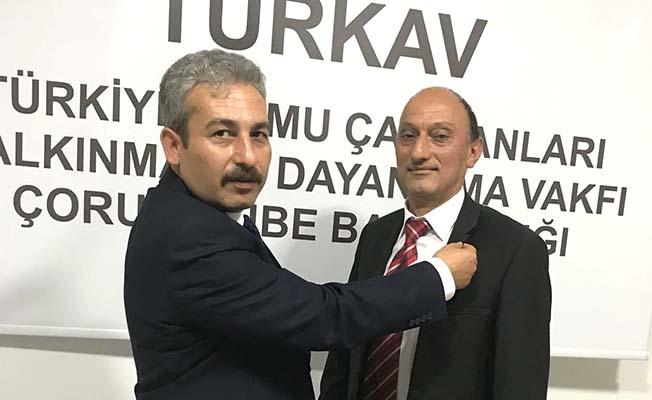 TÜRKAV'DA görev değişimi