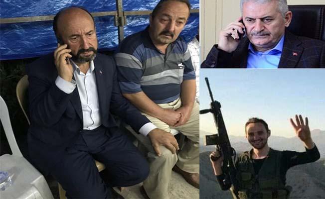 Başbakan Kavuncu'yu aradı