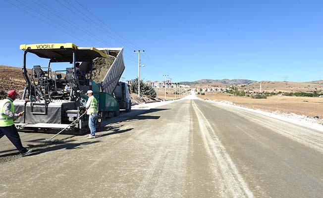 Yollarımız artık beton olacak