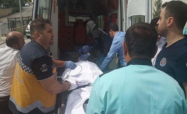 İntihara teşebbüs, tartışma, 1'i polis 2 yaralı