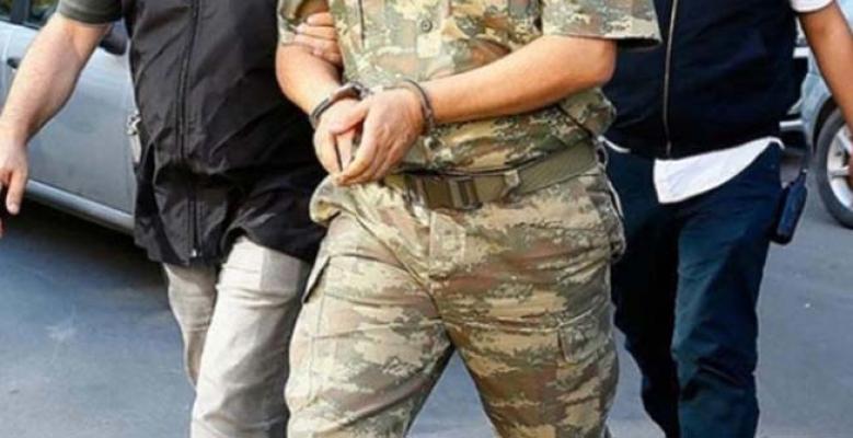 Binbaşı FETÖ'den gözaltında
