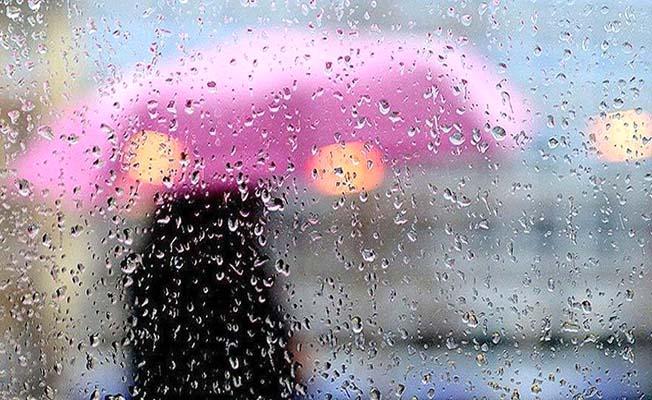 Bu hafta da yağışlı
