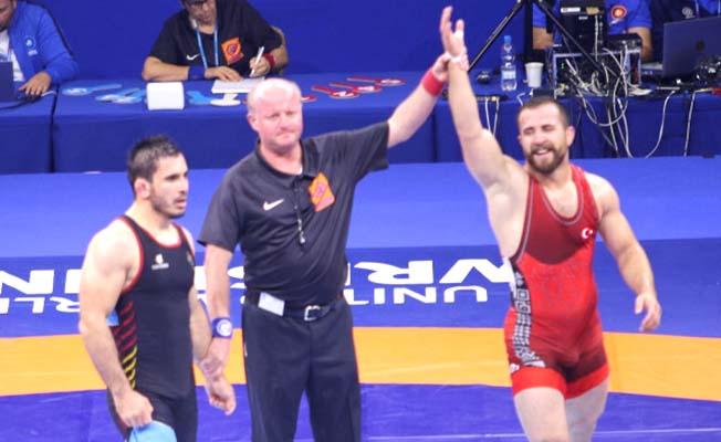 Fatih Erdin finalde