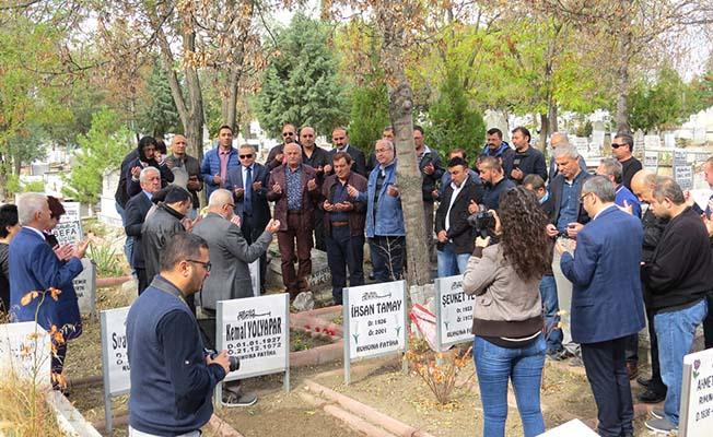 Mustafa Yolyapar dualarla anıldı