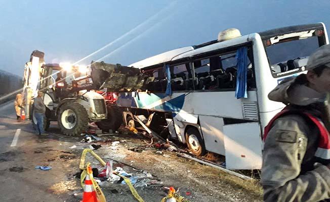 Feci kazada 2 Çorumlu öldü