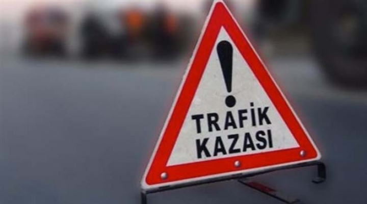 Uğurludağ'da kaza, 1'i çocuk 3 yaralı