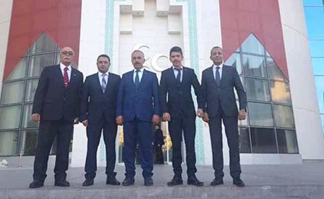Boğazkale MHP'den genel merkez çıkarması