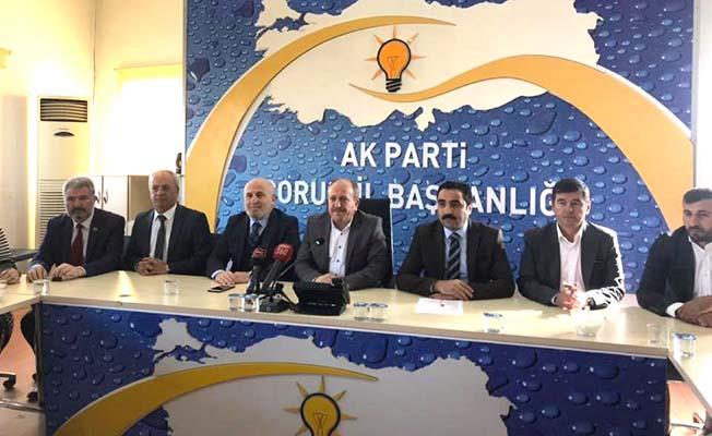 Karadağ meclis adayları için ne dedi?