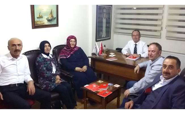 Kızılay'ın yeni başkanı Hüseyin Kılıç