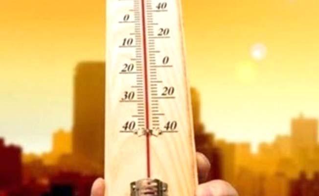 Sıcaklık 2-4 derece artacak