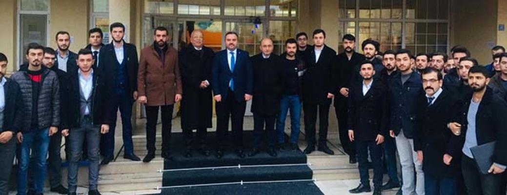 Ülkücülerden Doğu Türkistan konferansı