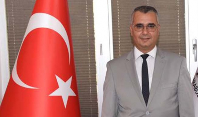 AK Parti'de İl Başkanı Ahlatcı