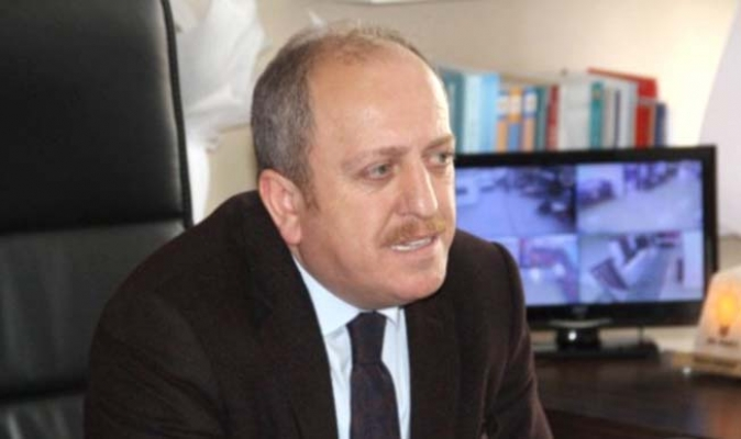 Fatih Özcan'a destek sözü