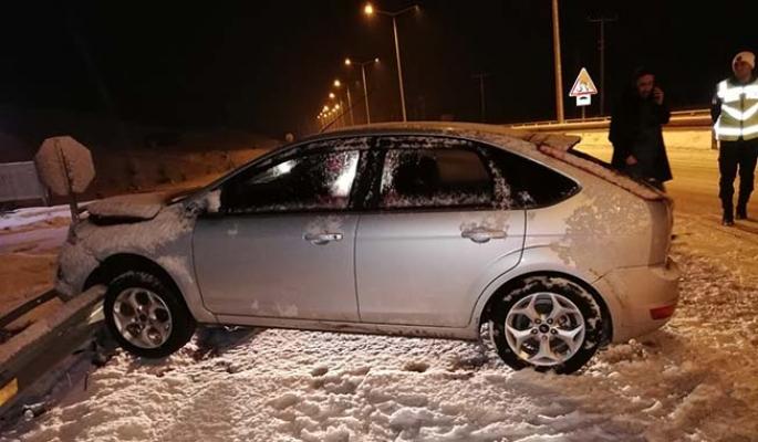 Kar, sis, üst üste kaza