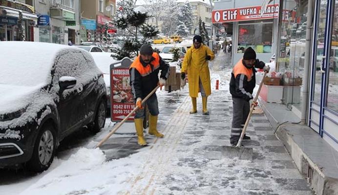 Karla mücadelede yeni yöntem