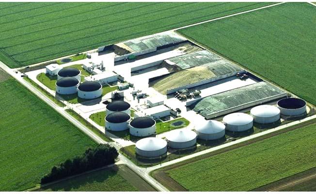 Biyogaz tesisi yatırıma başlıyor
