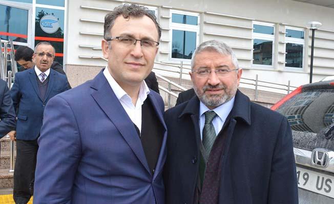 Destek için İstanbul'dan geldi