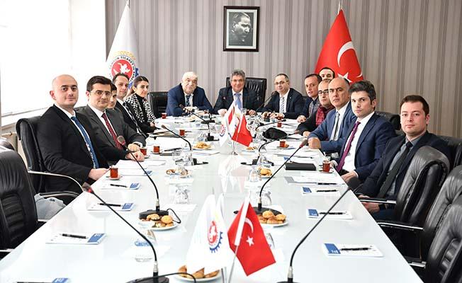 Dış ticaret istihbarat merkezi kuruluyor