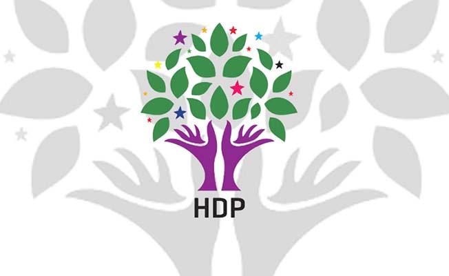 HDP Çorum'da aday göstermiyor