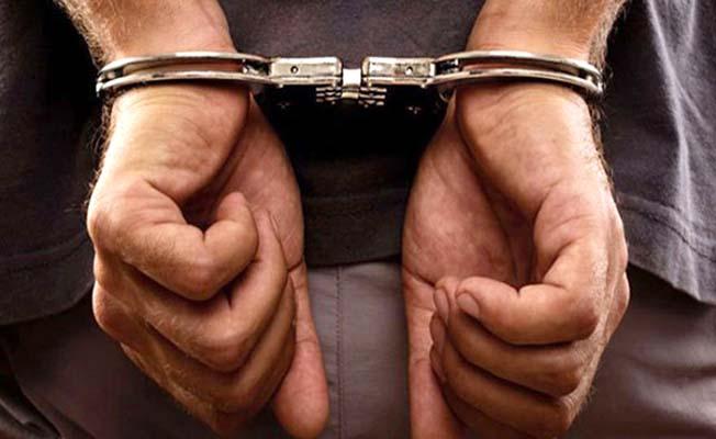 Hırsızlık zanlısı tutuklandı