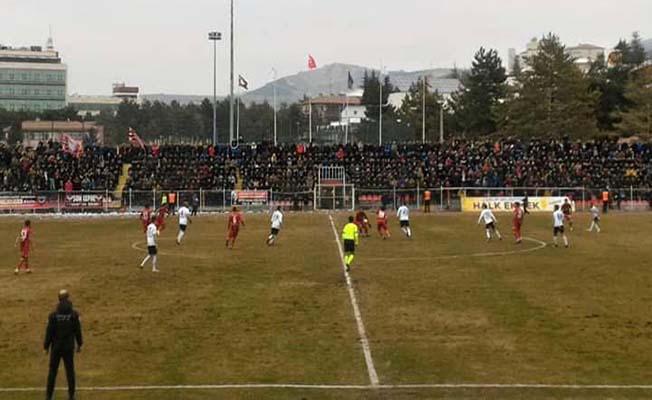 Yeni Çorumspor evinde galip: 1-0