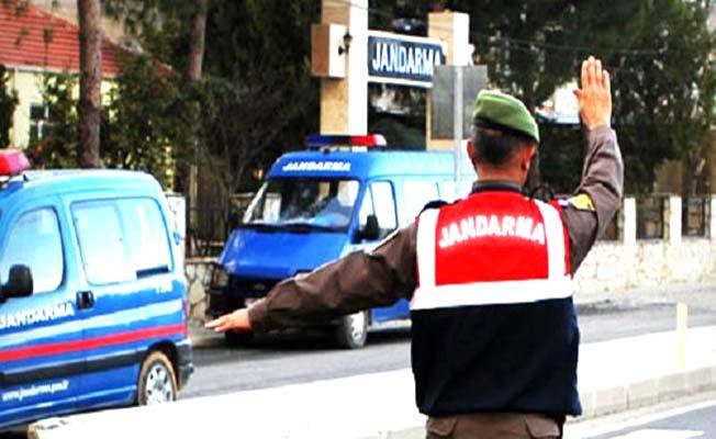 Kaçtı, Jandarma yakaladı