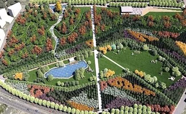 TOKİ 30 ilde 41 millet Bahçesi yapacak