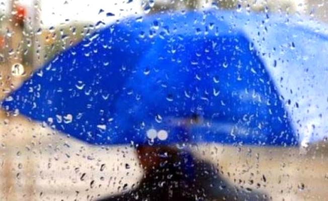 Yağış devam, hava soğuyor