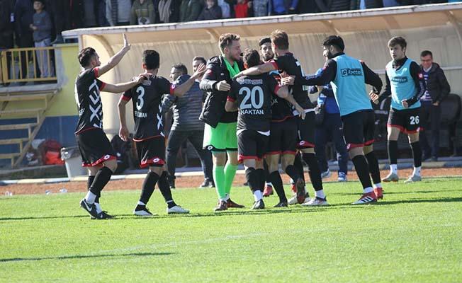 Yeni Çorumspor Fatsa'dan 3 puanla dönüyor