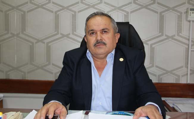 Ziraat Odası'nda Başkan Mehmet Sayan